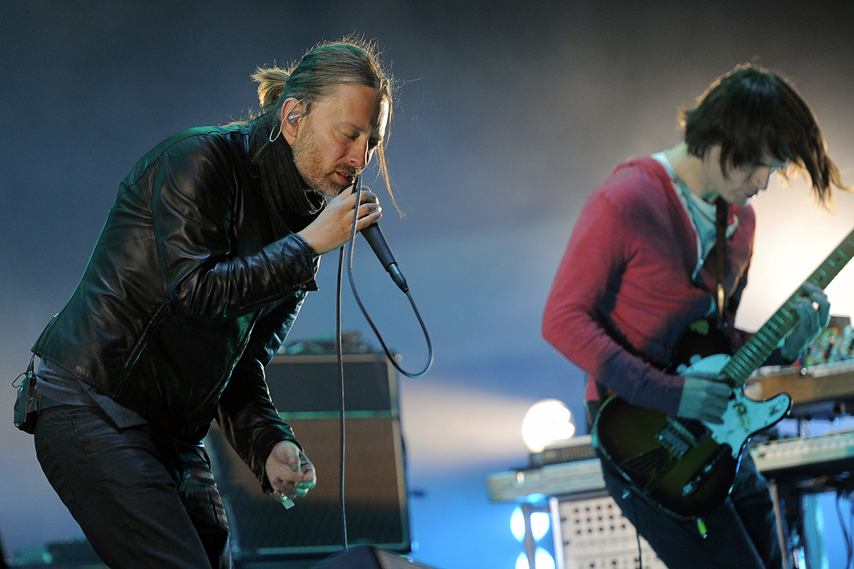 "Radiohead Releases New Music Video for ""Present Tense"""