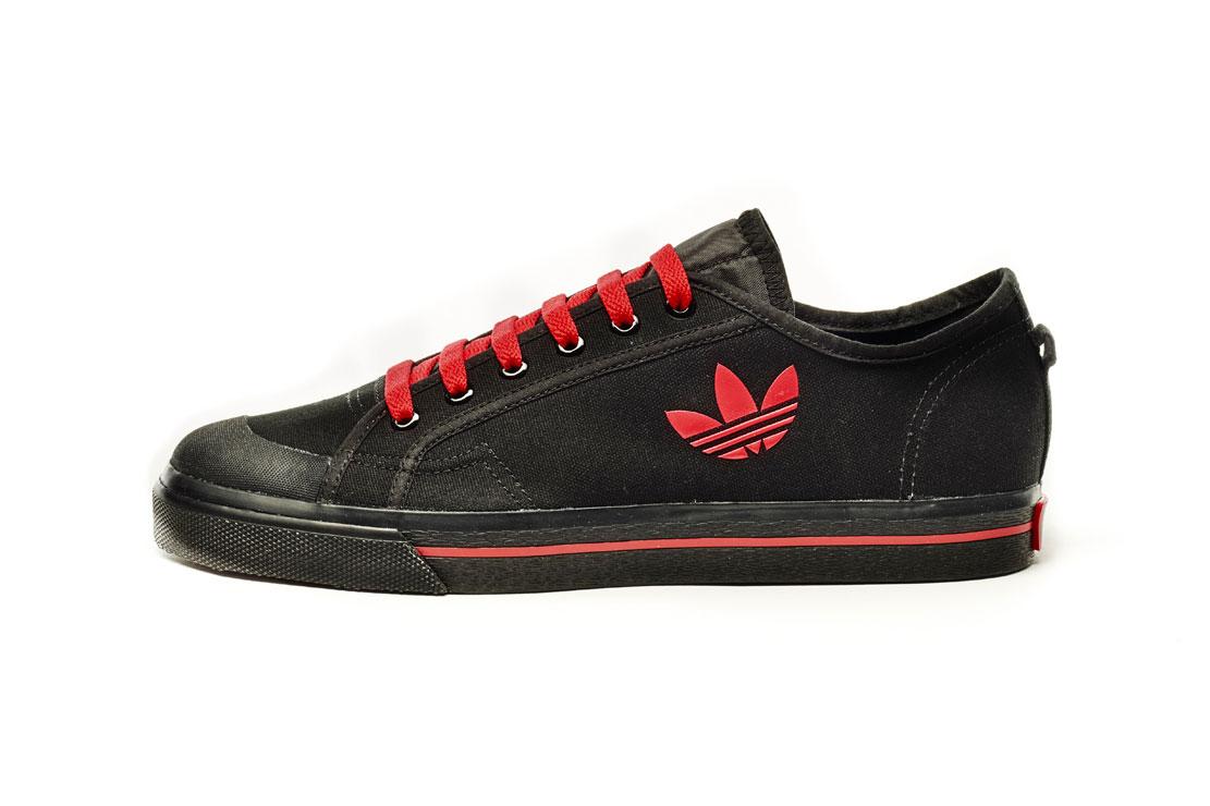 Raf Simons x adidas Matrix Spirit Low-Top Sneakers