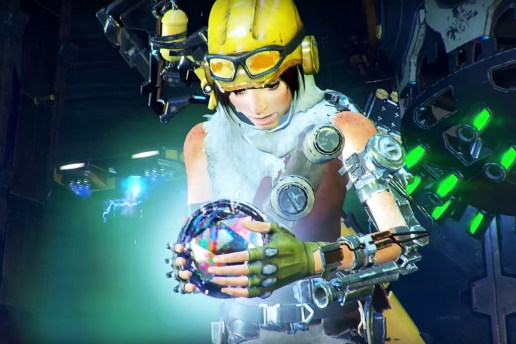 The 'ReCore' Trailer Shows Us a Beautiful Action Game With a Lot of Heart
