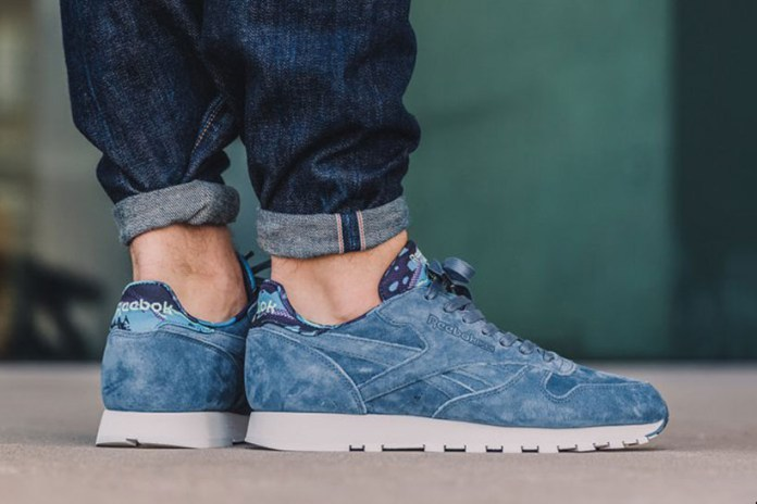 "Reebok Classic Leather TDC ""Royal Slate"""