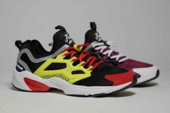 Reebok's Fury Adapt Sneaker Is a Modern Instapump Fury