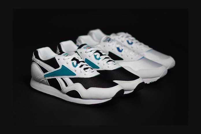 The Reebok Rapide Is Back in Two Original Colorways