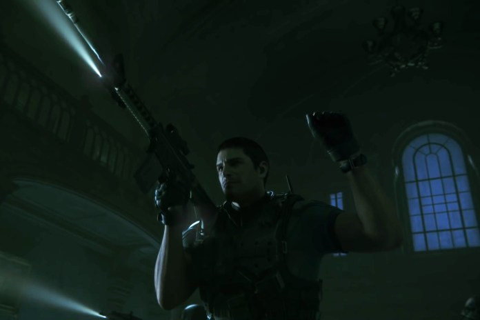 A First Look at Capcom's CG 'Resident Evil' Film, 'Vendetta'
