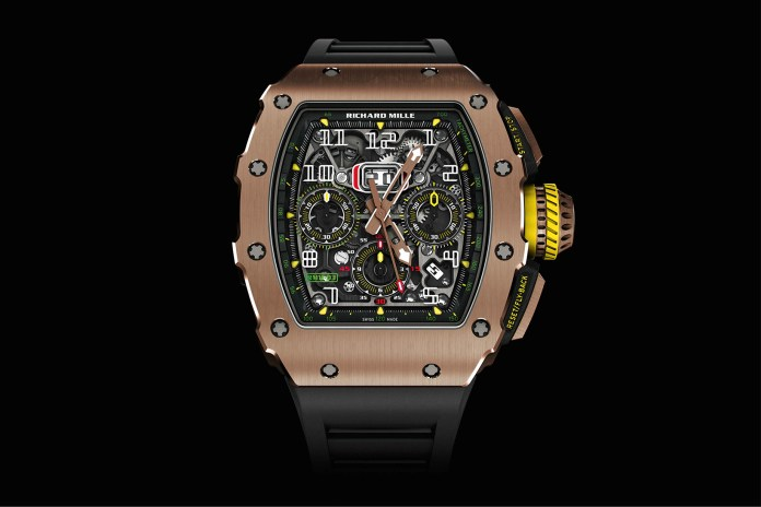 Richard Mille Introduces the RM 11-03 Flyback Chronograph