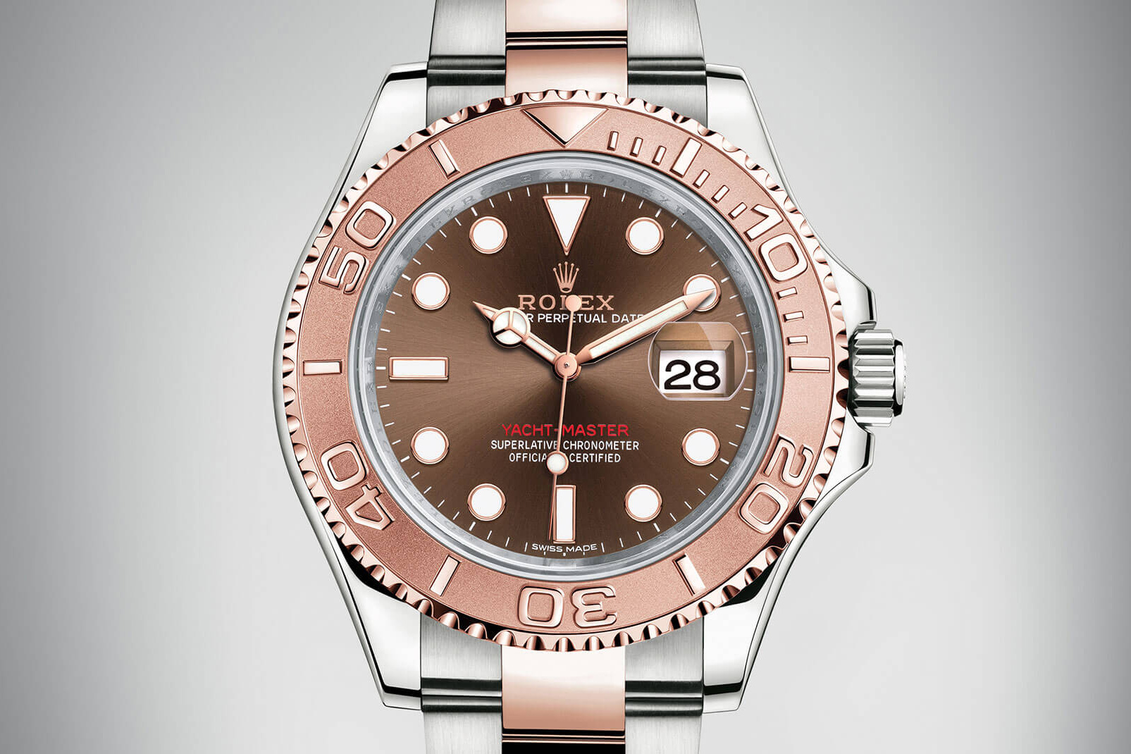 Rolex Introduces New Yacht-Master 40mm Watches