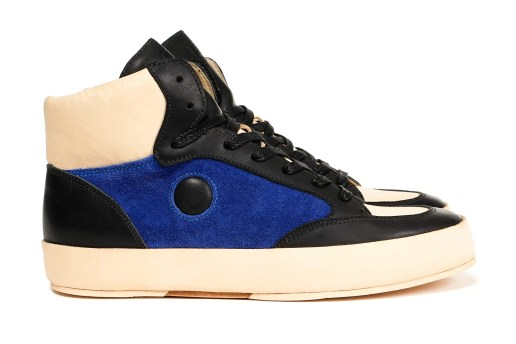 RONE Debuts a Striking Royal/Black Colorway of the Ninety Silhouette