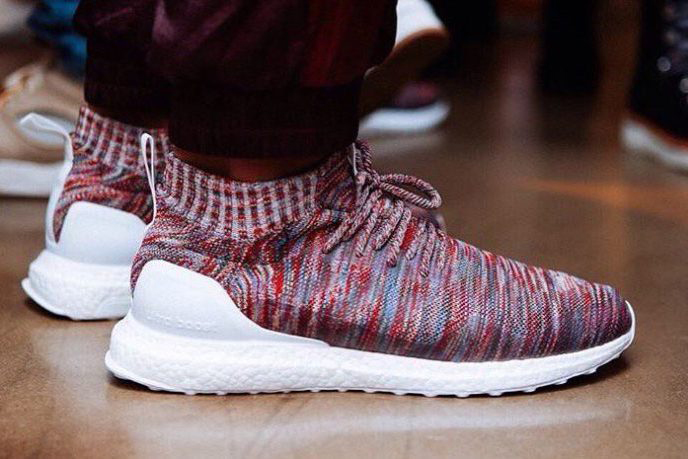 Here's Your Best Look at Ronnie Fieg's adidas Ultra Boost Mid