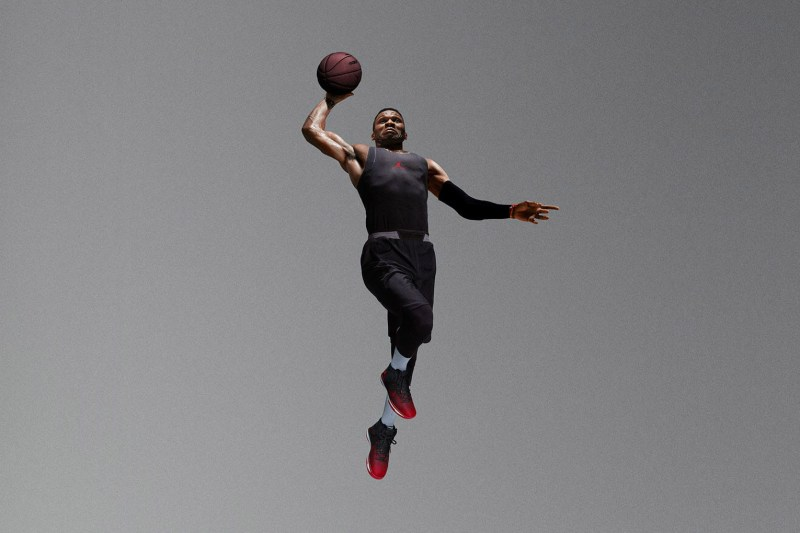 7eaef30f6b0 A remake of the Jordan Brand Jumpman logo inspired by