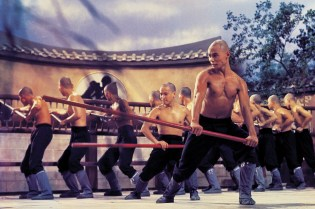 A First Look at the RZA-Scored Version of 'The 36th Chamber of Shaolin'