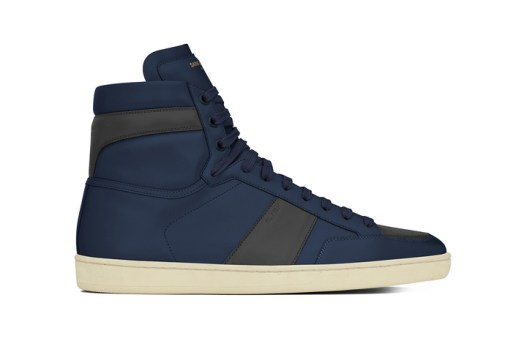 These Saint Laurent High Tops Are Available in 12 Colorways