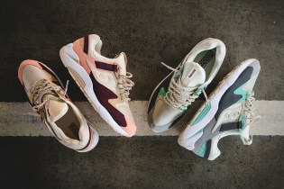 Saucony Drops Pastel Colorways for the Grid 9000