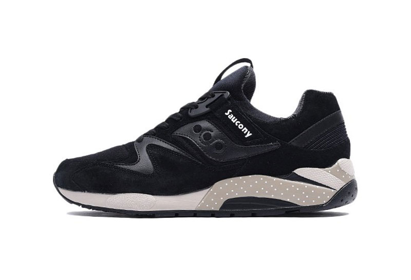 """BILLY'S x Saucony Grid 9000 """"Nippon"""" pack"""