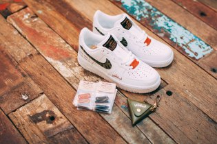 SBTG Teams up With Tangs for Limited Edition Nike Air Force 1