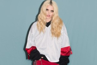 Sky Ferreira Channels Her Inner-Juggalo for DARKDRON's 2017 Spring/Summer Lookbook