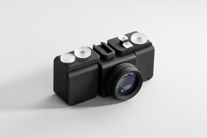 SLO Is a 3D-Printed 35mm Film Camera