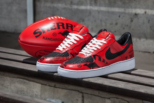 Sneaker Freaker Teams Up with BespokeIND to Create Custom Nike Air Force 1s