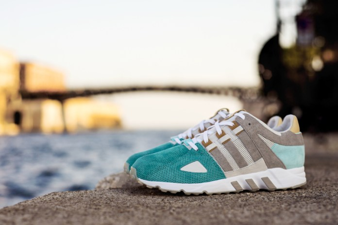 Sneakers76 Brings Greek Mythology to the adidas Originals EQT Guidance '93