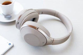 Sony Unveils Its Advanced Noise Cancelling MDR-1000X Headphones