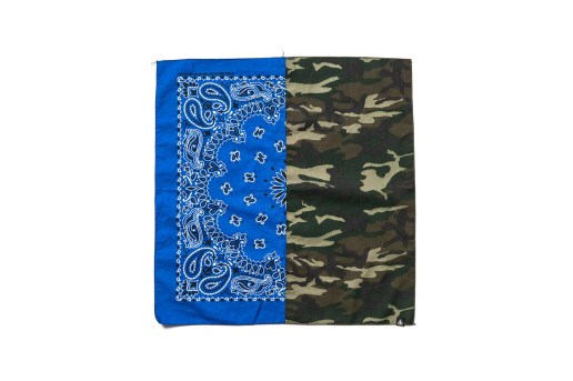 SOPHNET. Splices Together Hav-A-Hank's Bandanas for 2016 Fall/Winter
