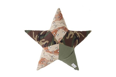 Get a Piece of SOPHNET. For Your Home With The Star Cushion