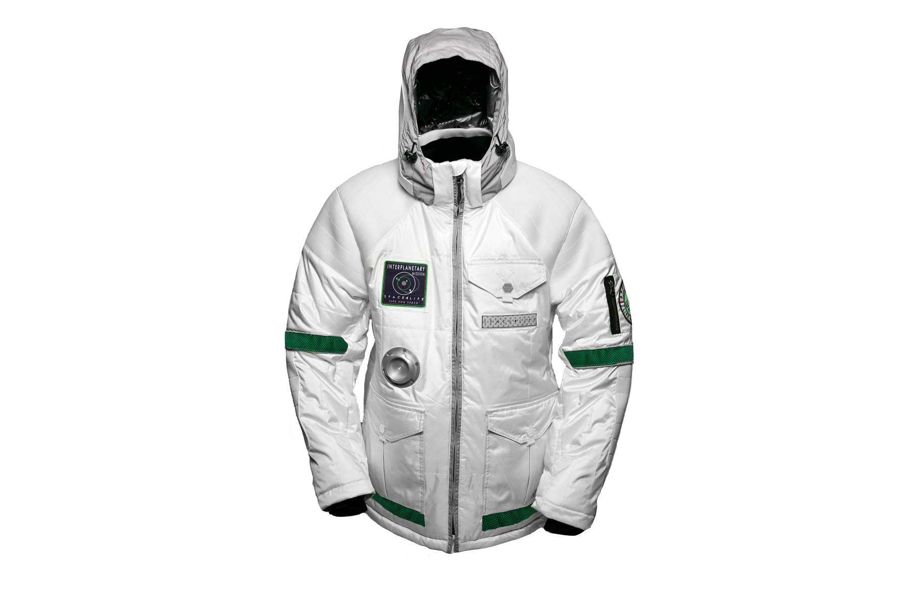SPACELIFE Unveils the Made-for-Interplanetary-Travel Terra-Line Jacket