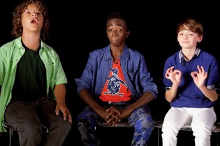 The Kids From 'Stranger Things' Tell Us What They Want for Season 2