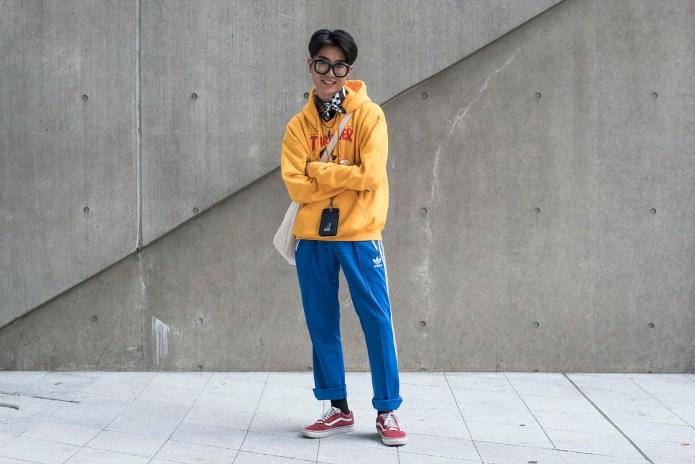 Streetsnaps: House of Vans Seoul 2016