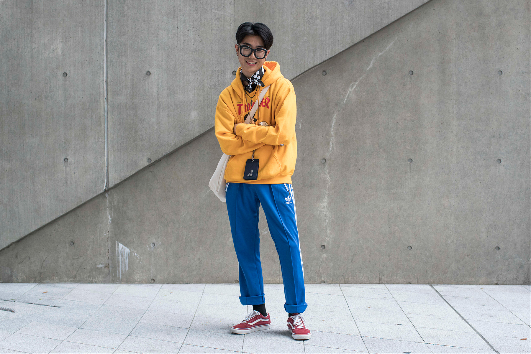 Streetsnaps: House of Vans Seoul 2016