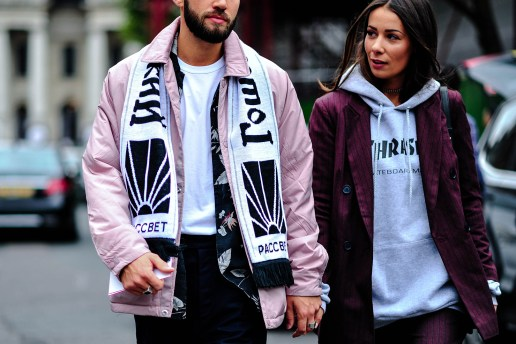 Streetsnaps: London Fashion Week September 2016 - Part 2