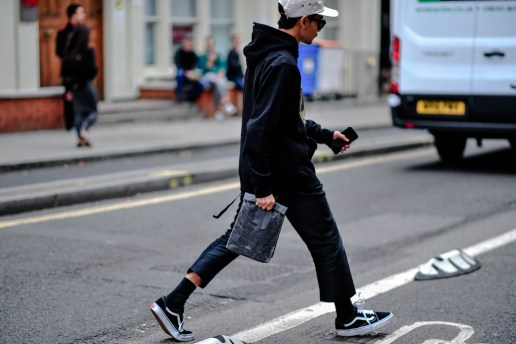 Streetsnaps: London Fashion Week September 2016 - Part 1