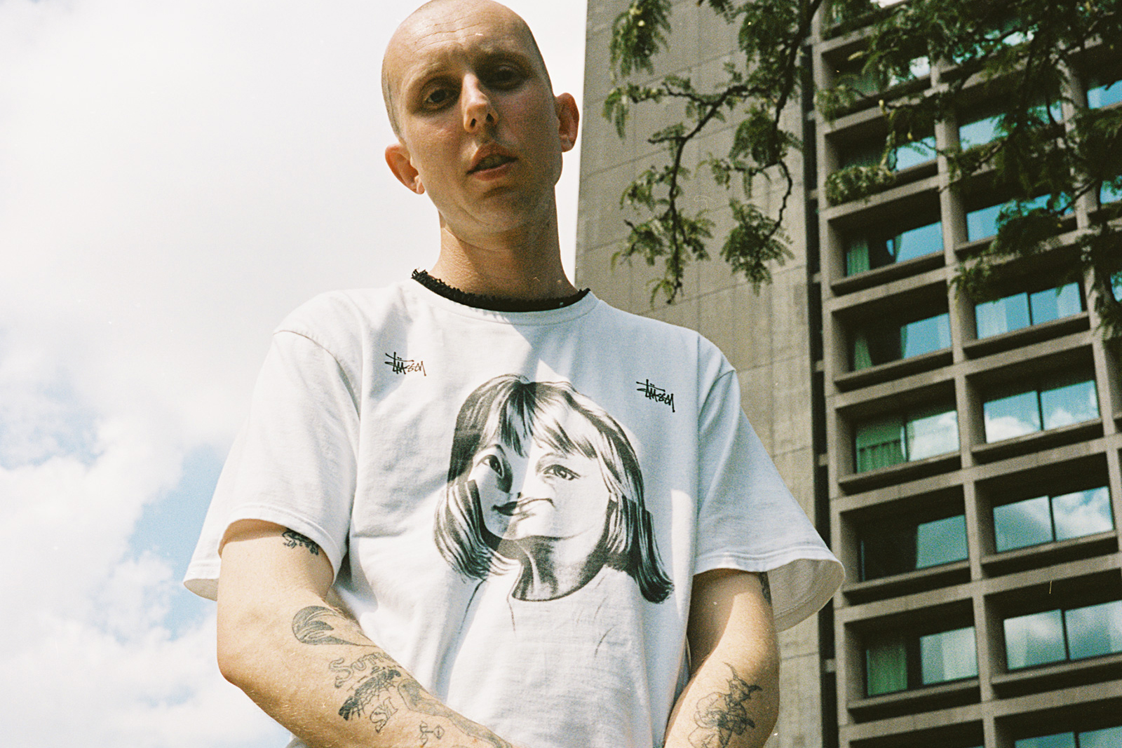 Dover Street Market Unveils Its Latest Stüssy Collab