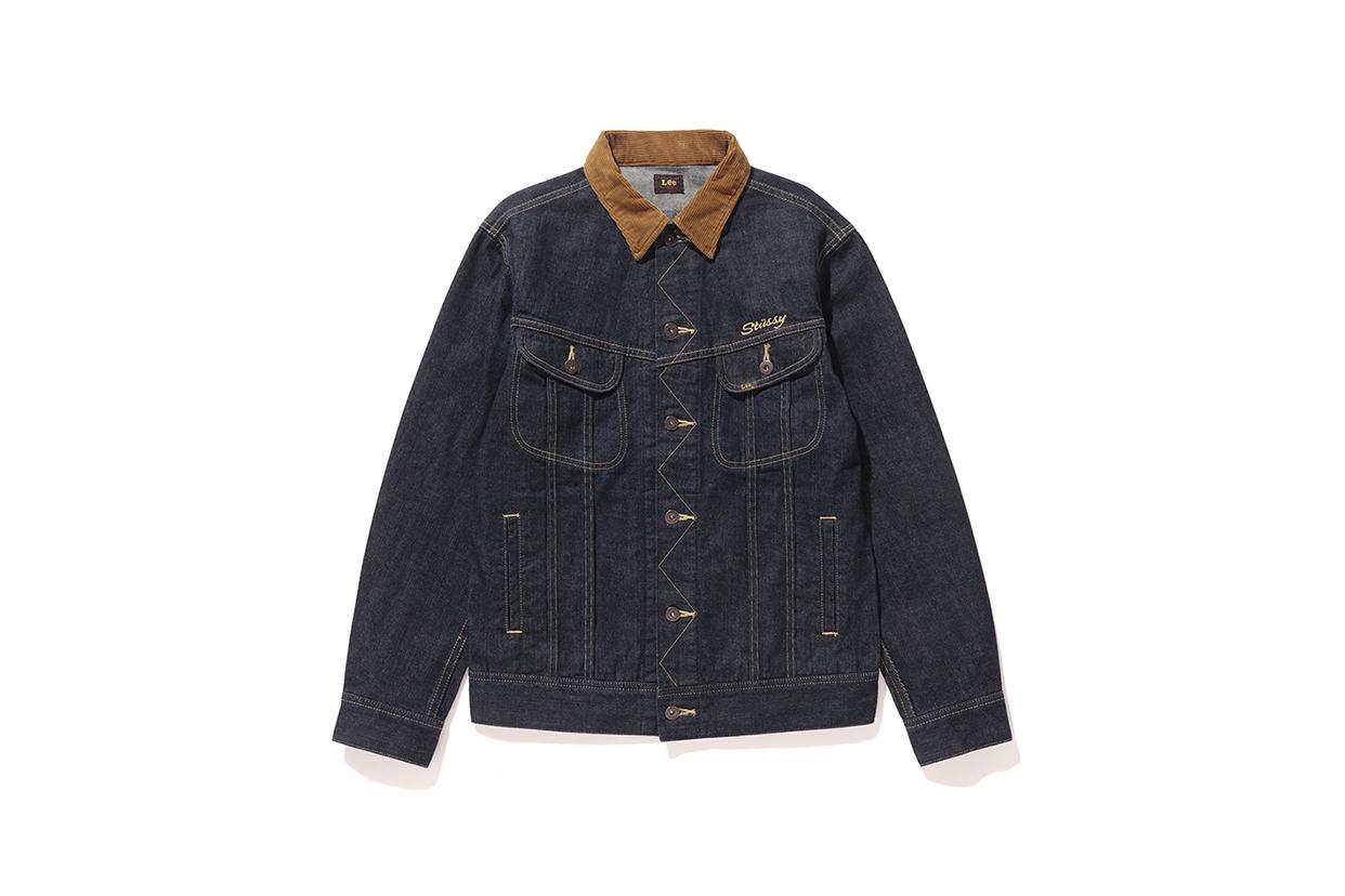Stussy Lee 2016 Fall Denim Jackets Jeans - 1312796