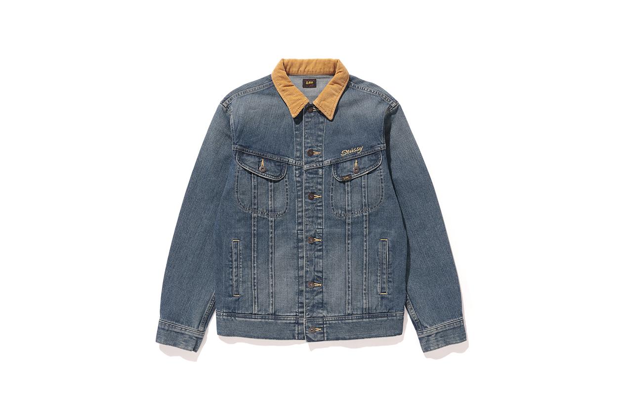 Stussy Lee 2016 Fall Denim Jackets Jeans - 1312797