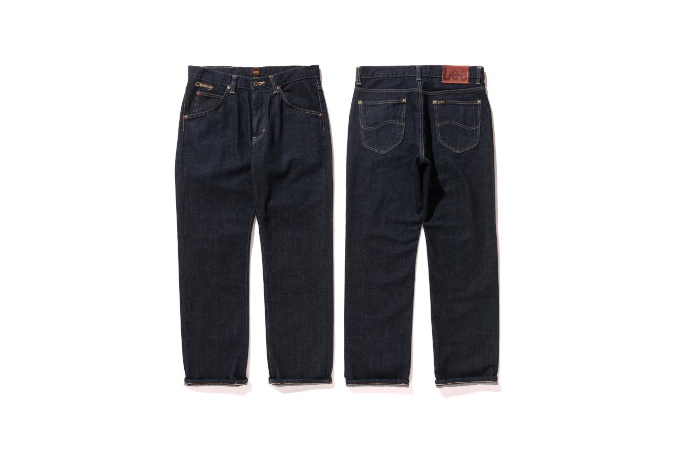 Stussy Lee 2016 Fall Denim Jackets Jeans - 1312798