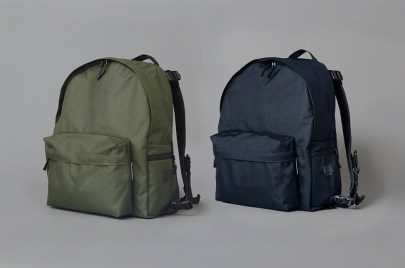 Stüssy Teams up With bagjack for a Handmade Backpack