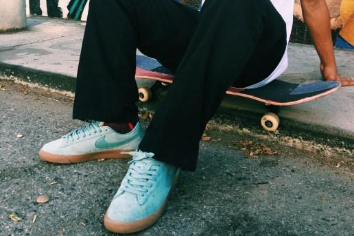 Supreme Unveils Its Latest Nike SB Collaboration