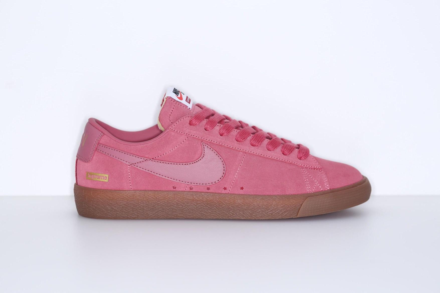Nike Blazer Low Supreme