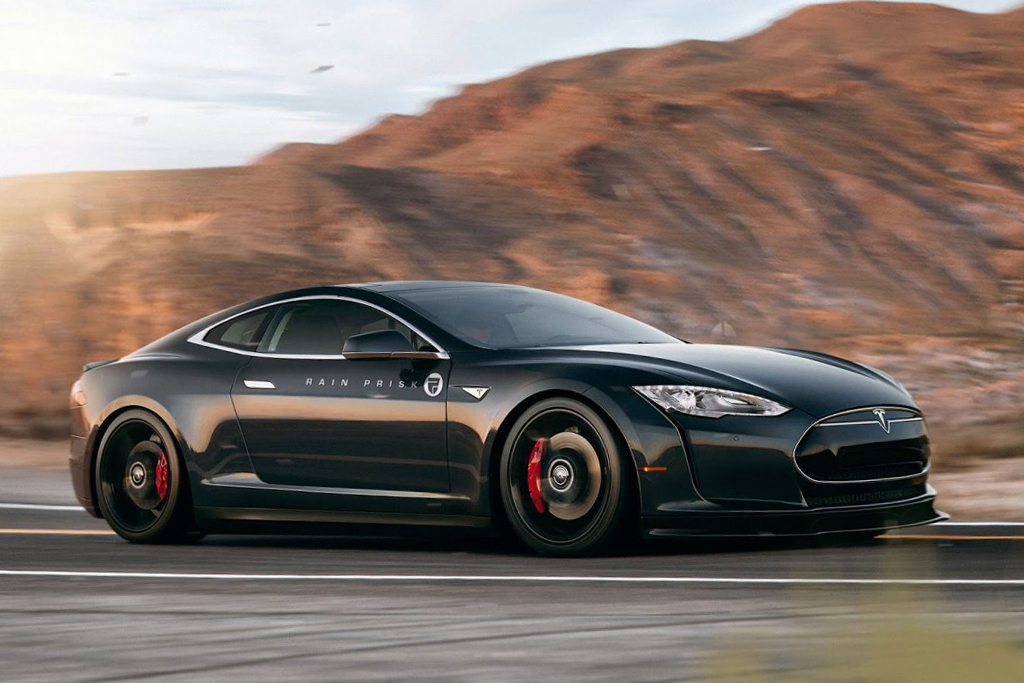 this tesla model s coupe concept is just what we need hypebeast. Black Bedroom Furniture Sets. Home Design Ideas