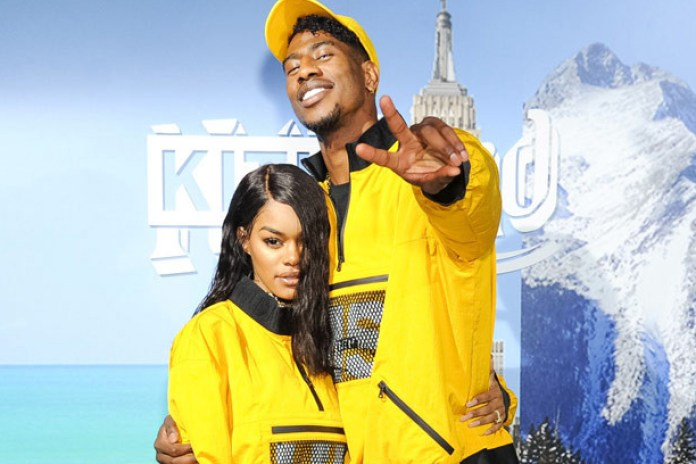 Teyana Taylor Talks Modeling for Kanye West's YEEZY Show and Twinning With Her Husband