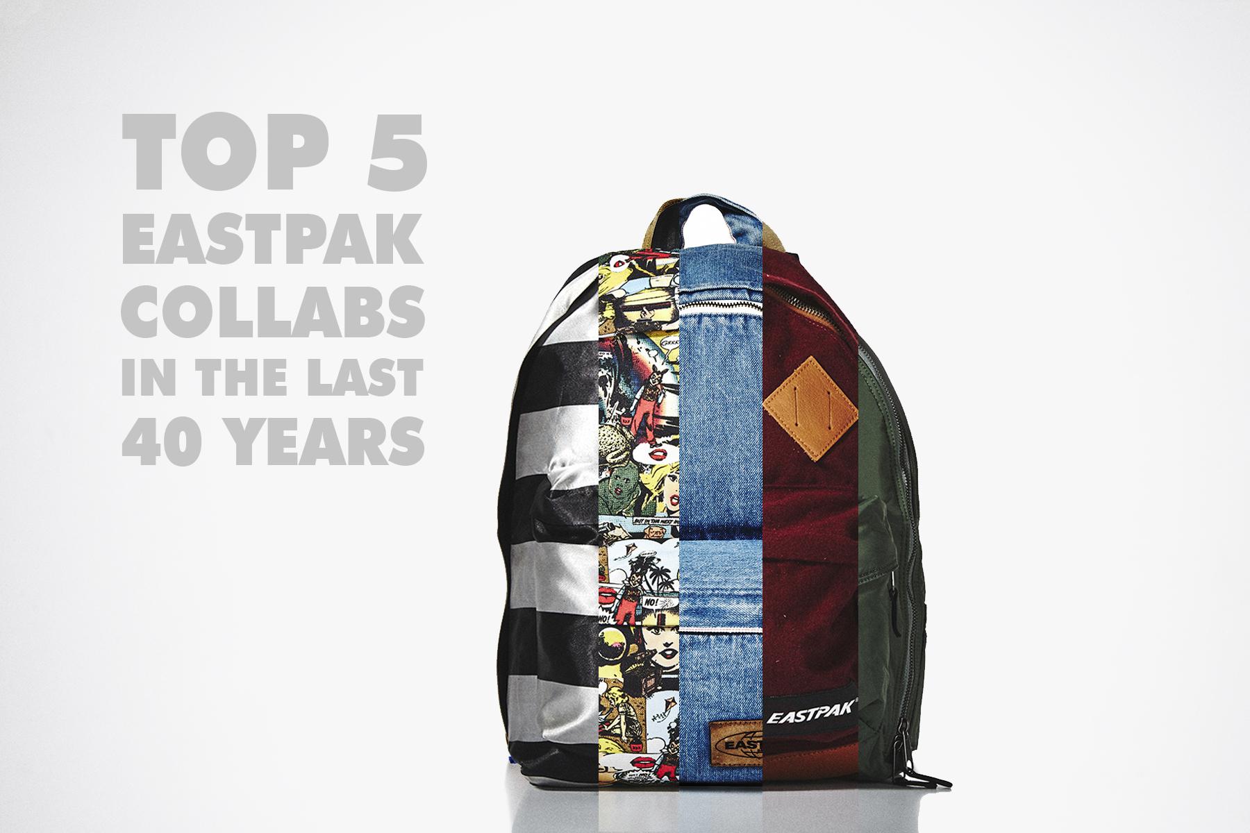 The OG Eastpak Backpack Turns 40 This Year