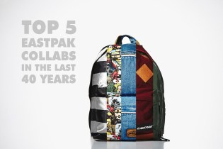The OG Eastpak Backpack Turns 40 This Year