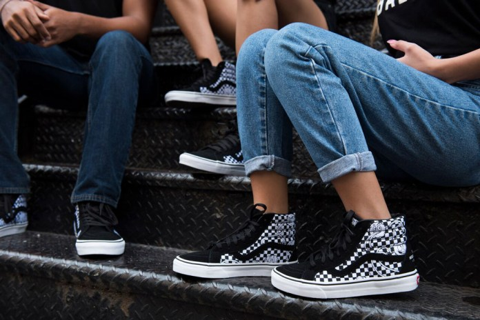 The Meatball Shop Takes on the Vans Sk8-Hi