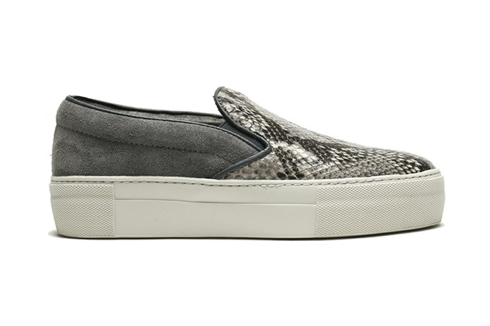 The PARK · ING GINZA Offers a Chic Slip-On for Fall