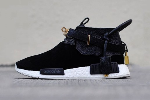 The Remade Creates an Hermès-Inspired adidas Originals NMD Custom