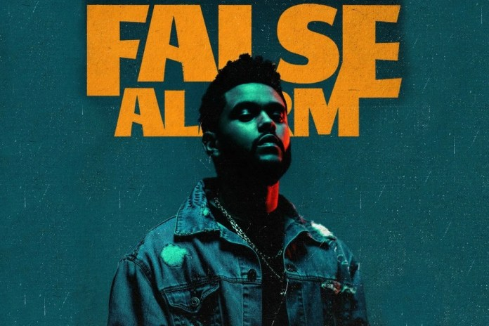 """The Weeknd Wastes No Time Releasing Another Track With """"False Alarm"""""""