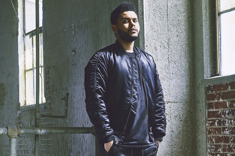 The Weeknd Is Now an Ambassador for PUMA   HYPEBEAST