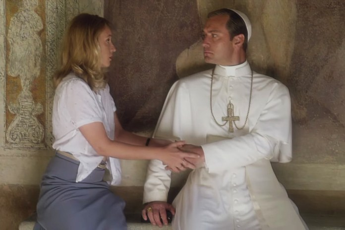 A Closer Look at Jude Law as the First American Pontiff in 'The Young Pope'