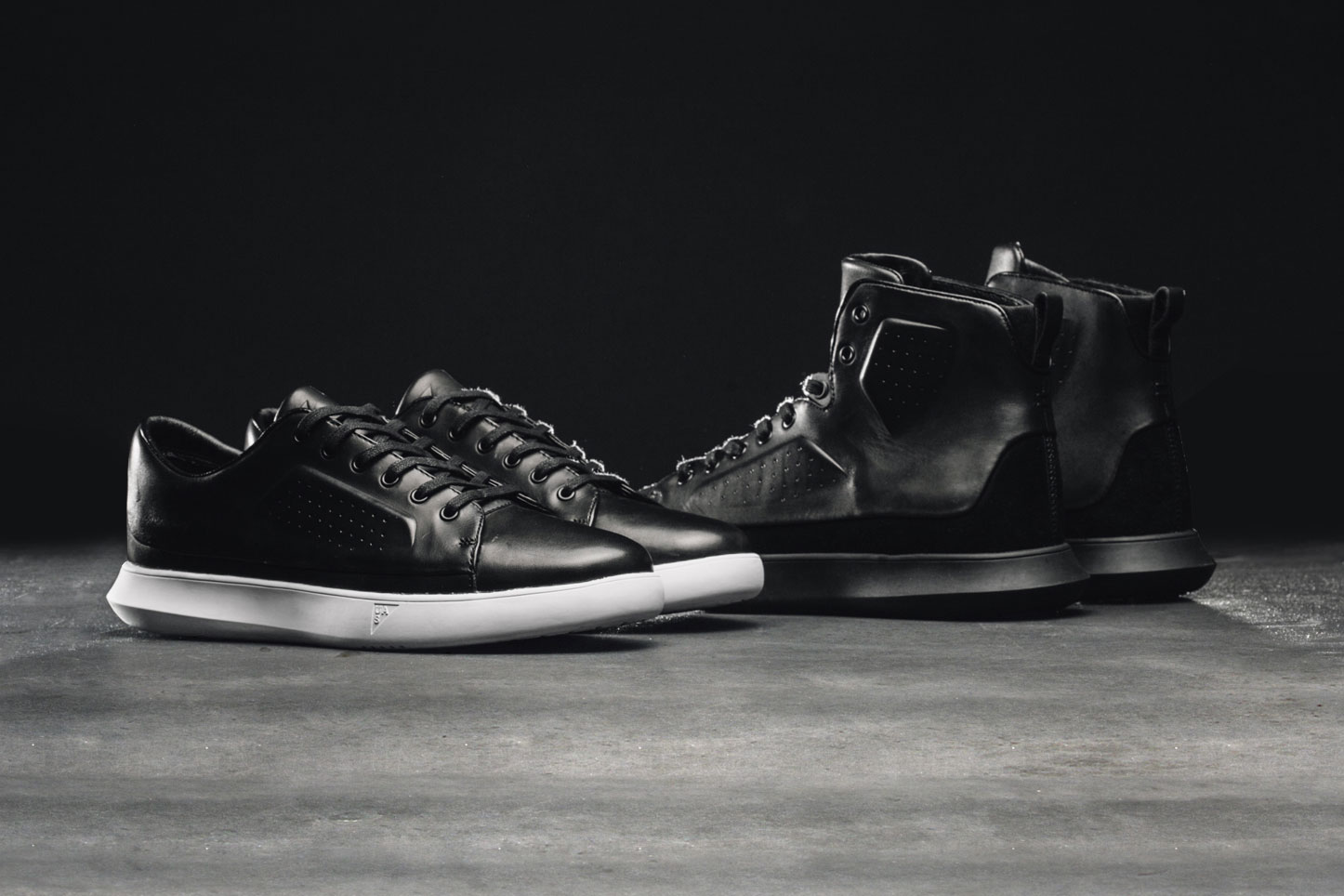 "Take a Look at Tim Coppens' ""Club"" Footwear Collection With Under Armour Sportswear"
