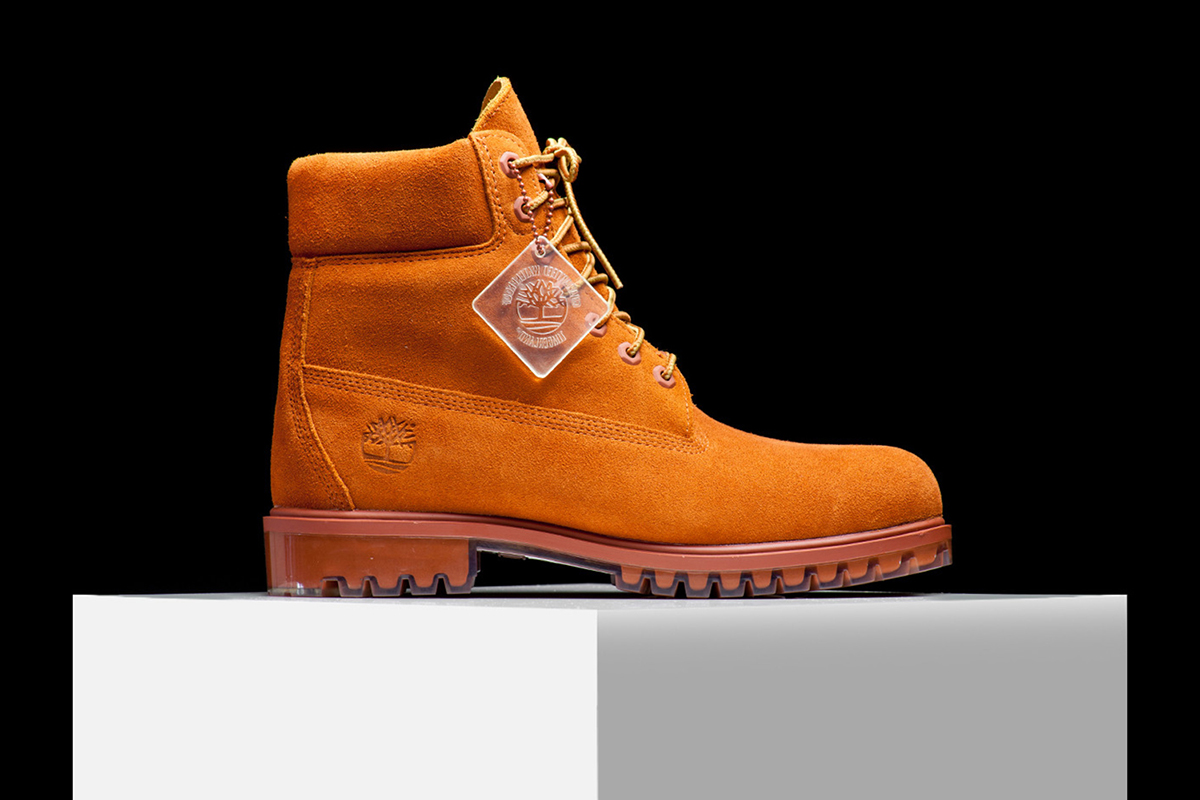 "Timberland Is Set to Drop Its Iconic Boot Silhouette in ""Dark Rust"""