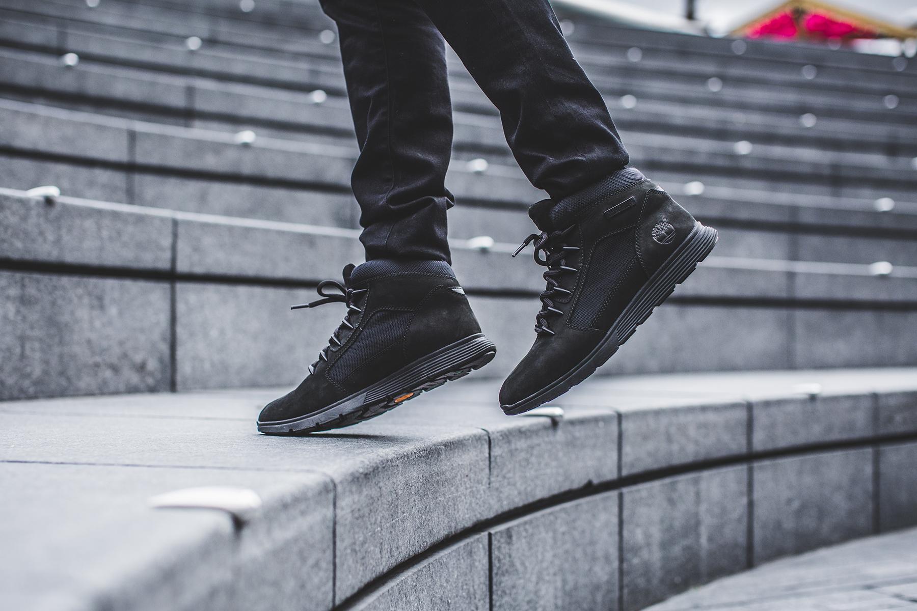 Timberland boot sneaker hybrid the killington hiker hypebeast